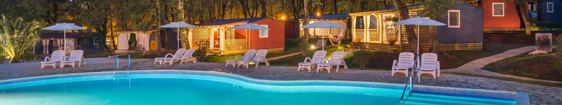 Partner kamp Aminess Park Mareda Campsite****